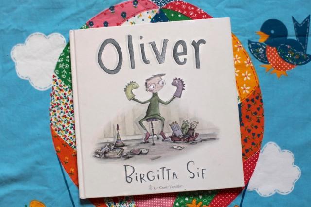 Oliver by Birgitta Sif