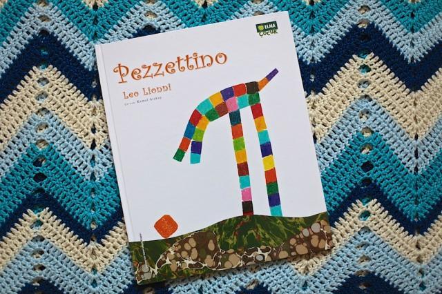 Pezzettino by Leo Lionni