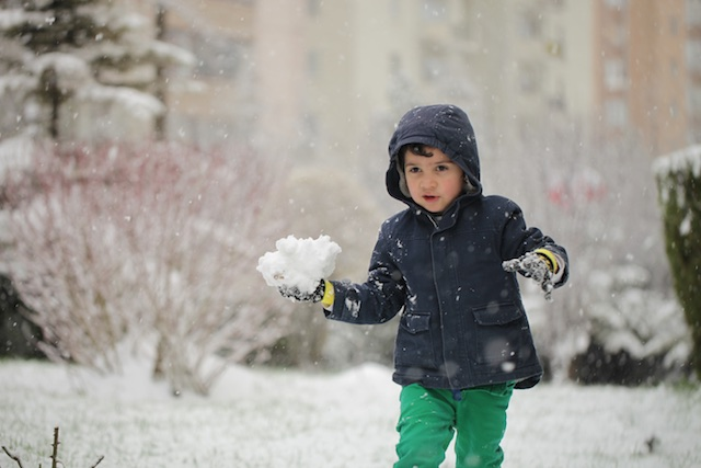 snowinapril